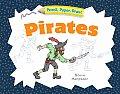 Pencil Paper Draw Pirates