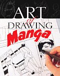 Art of Drawing Manga Cover