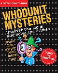 Little Giant Book Whodunit Mysteries