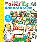 Richard Scarrys Great Big Schoolhouse With Poster