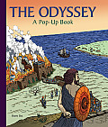 The Odyssey: A Pop-Up Book Cover