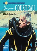 Jacques Cousteau: A Life Under the Sea (Sterling Biographies) Cover