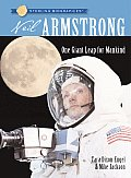 Neil Armstrong: One Giant Leap for Mankind (Sterling Biographies)