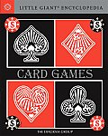 Card Games (Little Giant Encyclopedias) Cover