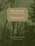 Walden Or Life in the Woods Bold Faced Ideas for Living a Truly Transcendent Life