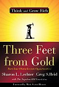 Three Feet from Gold: Turn Your Obstacles Into Opportunities! (Think and Grow Rich) Cover