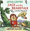 Little Critter Jack and the Beanstalk: A Lift-The-Flap Book (Mercer Mayer's Little Critter)