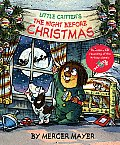 Little Critter's the Night Before Christmas (Little Critter) Cover