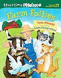 Farm Follies (Storytime Stickers) Cover