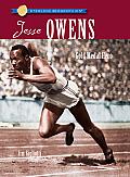 Jesse Owens: Gold Medal Hero (Sterling Biographies)