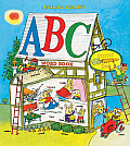 Richard Scarry's ABC Word Book Cover