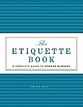 The Etiquette Book: A Complete Guide to Modern Manners Cover