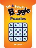 Sit & Solve Boggle Puzzles