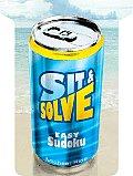 Sit & Solve Easy Sudoku (Sit & Solve)