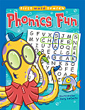 First Word Search Phonics Fun