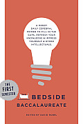 The Bedside Baccalaureate: The First Semester