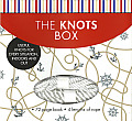 The Knots Box: Useful Knots for Every Situation, Indoors and Out [With Rope]