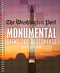 The Washington Post Monumental Themeless Crosswords