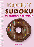 Donut Sudoku the Delectable New Variant