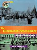 Nineteenth Amendment Women Get The Vote