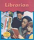 Librarian (Heinemann Read and Learn) Cover