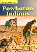 Powhatan Indians (Native Americans) Cover