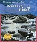 Que Es Un Rio?
