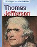Personajes Estadounidenses #1403: Thomas Jefferson