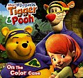 My Friends Tigger & Pooh on the Color Case