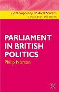 Parliament In British Politics