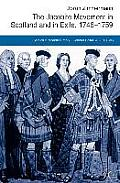 The Jacobite Movement in Scotland and in Exile, 1746-1759