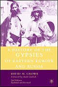 A History of the Gypsies of Eastern Europe and Russia History of the Gypsies of Eastern Europe and Russia: 2nd Edition 2nd Edition Cover