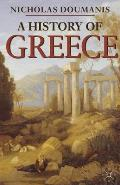 A History of Greece (Palgrave Essential Histories) Cover