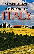 A History of Italy (Palgrave Essential Histories) Cover