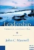Leadership Promises For Every Day A Dail
