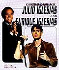 Julio Iglesias and Enrique Iglesias