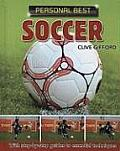 Soccer (Personal Best) Cover