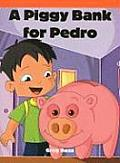A Piggy Bank for Pedro