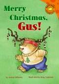 Merry Christmas, Gus! (Read-It! Readers: Gus the Hedgehog Interactive)