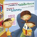 Comportamiento y Modales En La Biblioteca/Manners in the Library (As- Debemos Ser!: Buenos Modales, Buen Comportamiento/Way to)