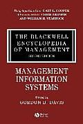 Blackwell Encyclopedia of Management #7: Blackwell Encyclopedia of Management