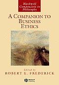 A Companion to Business Ethics