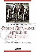 Companion to English Renaissance