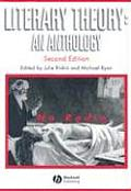 Literary Theory : Anthology (2ND 04 Edition) Cover
