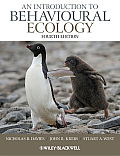 Introduction To Behavioural Ecology (4TH 12 Edition)