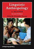 Linguistic Anthropology A Reader