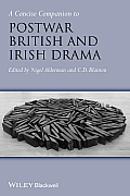 Concise Companions to Literature and Culture #27: A Concise Companion to Postwar British and Irish Poetry