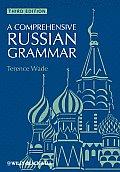 Blackwell Reference Grammars #8: A Comprehensive Russian Grammar
