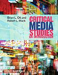 Critical Media Studies (09 Edition)
