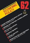 Economic Policy #13: Economic Policy 62: Financial Crisis Issue